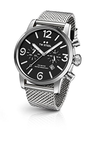 TW Steel Montre Homme Chronographe Maverick MB13 419