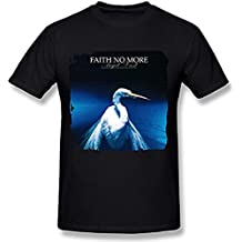 HX-Gafiled Men's Faith No More Angel Dust T-shirt