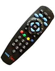 TATA Sky DTH Remote For SD & HD Set Top Box, Universal Remote & TV Compatible