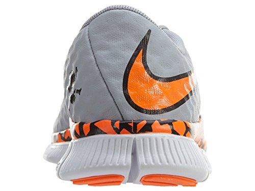 Nike - Chaussures Free Hypervenom, de sport - 705390-004 Gris