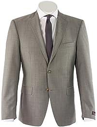 Atelier Torino - Classic Fit - Herren Baukasten Anzug aus Super 100 S  Schurwolle, Weber  cc41656ce7