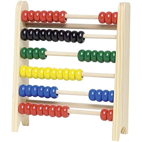 Toys Pure WM324 Counting Frame: Amazon.co.uk: Toys & Games