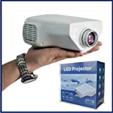 #8: Online Bizz Mini LED Projector for TV DVD and PC ( Multi Color)