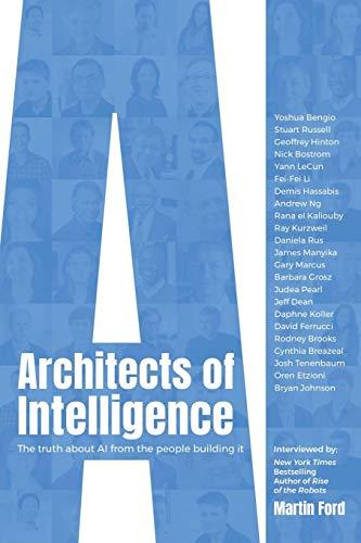 Architects of Intelligence por Martin Ford