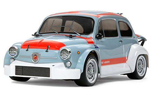 Tamiya 300058465 RC M-05 Fiat Abarth 1000 TCR -...