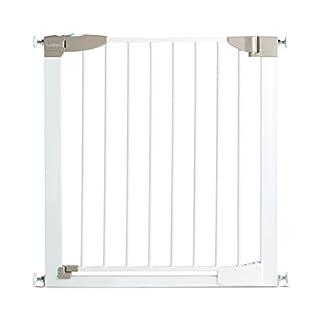 Lindam - Barrera de seguridad con puerta (B001KC05Q6)   Amazon Products