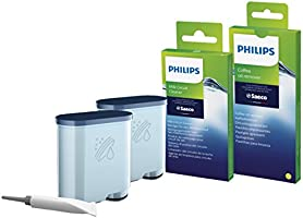 Philips AquaClean Water Filter for Saeco and Philips Fully Automatic Coffee Machines