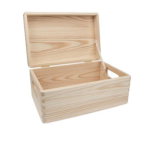 Zeller Holzkiste für Schuhputzset