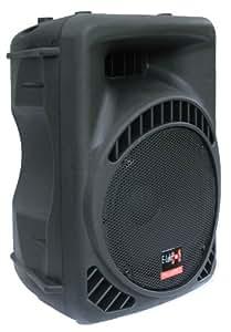 """12"""" 600W DJ PA ABS Aktiv Lautsprecher Aktivbox E-Lektron 12600MA"""