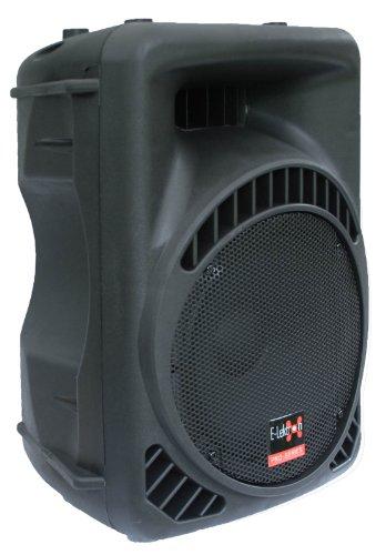 """12\"""" 600W DJ PA ABS Aktiv Lautsprecher Aktivbox E-Lektron 12600MA"""