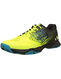 3497e3c4c3f Amazon.co.uk: Yellow - Tennis Shoes / Sports & Outdoor Shoes: Shoes ...