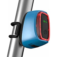 Luces Traseras Bicicleta, Recargable USB Luces traseras, Inteligente Luces de la cola de la
