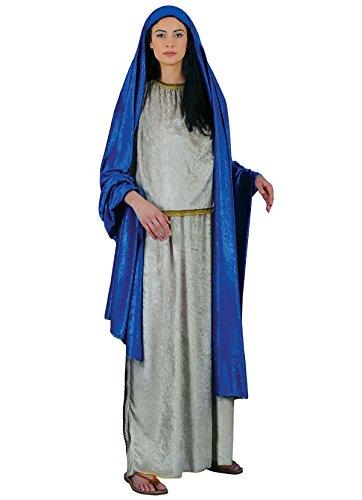 stüm für Damen (Jesus Und Maria Halloween Kostüme)