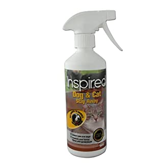 Inspired Dog and Cat Stay Away, 500 ml Inspired Dog and Cat Stay Away, 500 ml 41yjm9jjqZL