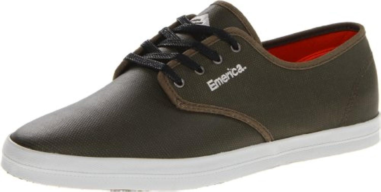 EMERICA Skateboard Shoes THE WINO OLIVE/GREY/GUM  Billig und erschwinglich Im Verkauf