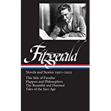 F. Scott Fitzgerald: Novels and Stories 1920-1922