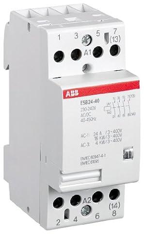 ABB ESB24-40-230V Installationsschütz