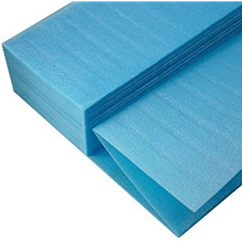 eXtreme® Wood and Laminate 3mm Foamboard Fanfold Underlay- built in DPM - Alternitive to Fibreboard