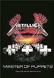Metallica - Master Flagge