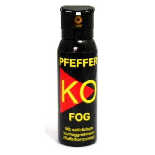 Preisvergleich Produktbild Klever Pfeffer KO FOG Spray mit Sprühnebel u. Behördenkappe 100 ml