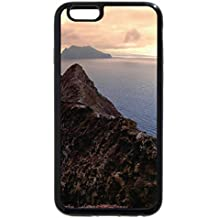iPhone 6S / iPhone 6 Case (Black) inspiration point on channel islands california