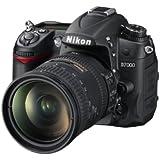 Nikon D7000 SLR-Digitalkamera (16 Megapixel, 39 AF-Punkte, LiveView, Full-HD-Video) Kit inkl. AF-S DX 18-200 VR II