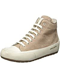 Candice Cooper Damen Nabuk Hohe Sneaker
