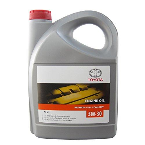 Toyota Motoröl SAE 5W-30 Premium Fuel Economy (5)