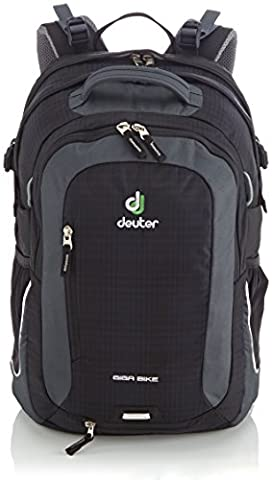 Deuter Rucksack Giga Bike, black-granite, 46 x 31 x 23 cm, 28 Liter, 8044474100