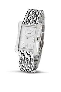 Philip Watch Fellini - R8253185523 - Montre Femme - Diamants Index - Quartz Analogique - Bracelet Acier