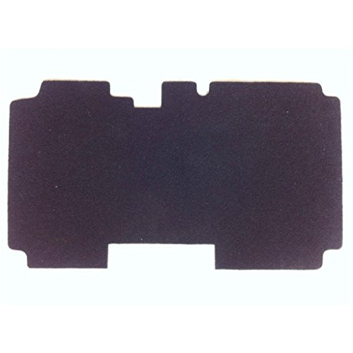 Preisvergleich Produktbild Teppich für VW T5 Doppelkonsolen Box - Fussboden innen für Doppelfahrernebensitz VW T5