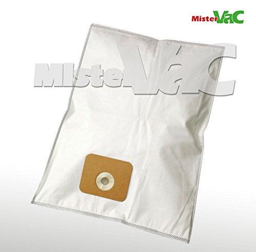 20x Sacs d'aspirateur pour Nilfisk Multi II 30T VSC Inox