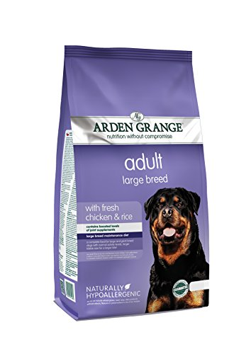 Arden Grange Dog Food Adult Large Breed Chicken 12 Kg