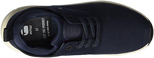 G-STAR RAW Damen aver Wmn Sneakers Blau (Dk Navy 881)