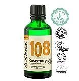 Naissance Huile Essentielle de Romarin Certifiée Bio (n° 108) - 50ml - 100% Pure et...