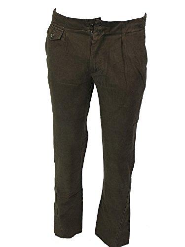 Attire -  Pantaloni  - Basic - Uomo Brown 30W x 32L