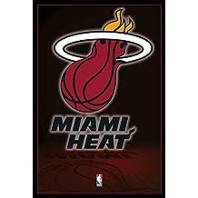 Nba (Miami Heat Logo) - Póster - 61 cm x 91,5 cm