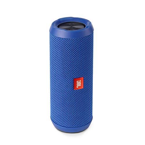 JBL Flip 3 Portable Wireless Speaker with Powerful Sound & Mic (Blue)