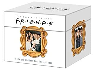 Friends : L'intégrale Saisons 1 à 10 - Coffret 35 DVD (B003CI2G8G) | Amazon price tracker / tracking, Amazon price history charts, Amazon price watches, Amazon price drop alerts