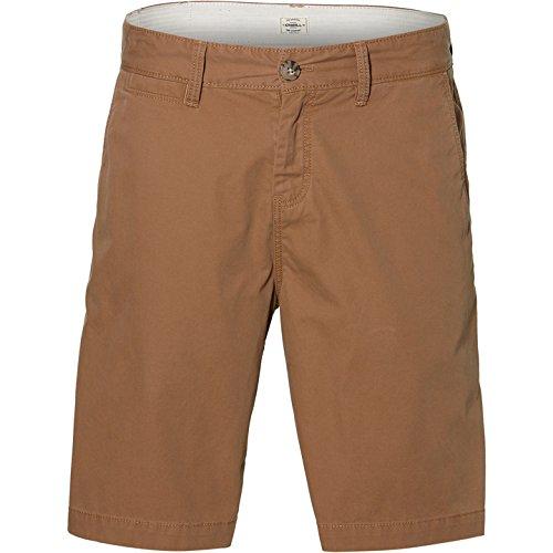 O'Neill Herren Friday Night Chino Streetwear Shorts, Tobacco Brown, 32