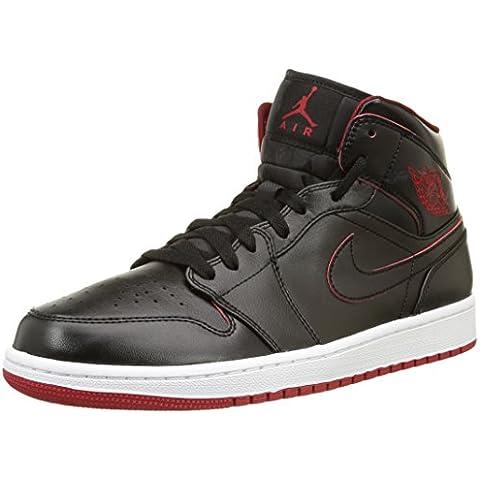 Nike Air Jordan 1 MID - Zapatillas de deporte, Hombre