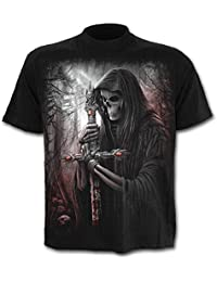 0699a18a8d Spiral Direct - Camiseta - Manga Corta - para Hombre