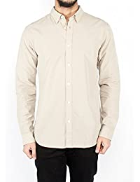 SELECTED HOMME SHhonelouis shirt plaza taupe, M