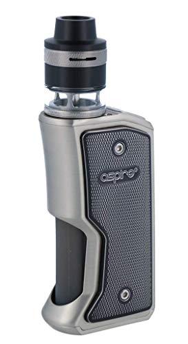 Aspire Feedlink mit Revvo Boost E-Zigaretten Set - max. 80 Watt - 2ml Volumen - Farbe: gunmetal-chrom (Aspire E-zigaretten Sets)