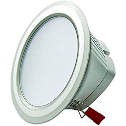 Syska Lunar Series 7-Watt LED Down Light (White)