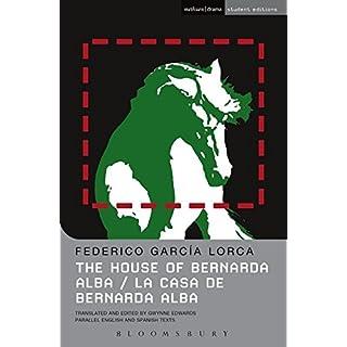 House of Bernarda Alba: La Casa De Bernarda Alba (Methuen Drama) (Methuen Drama Modern Plays)