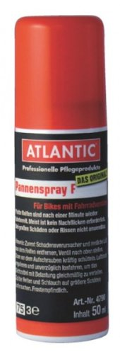 Pannen-Spray Belastbarkeit