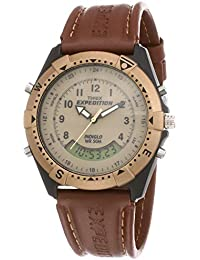 Timex Expedition Analog-Digital Beige Dial (Small dial) Men's Watch - MF13