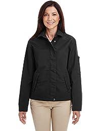Ladies Auxiliary Canvas Work Jacket