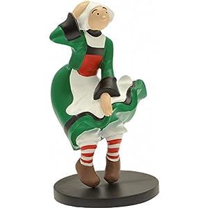 Plastoy-413-Figura de Collection Bécassine Vestido al Viento